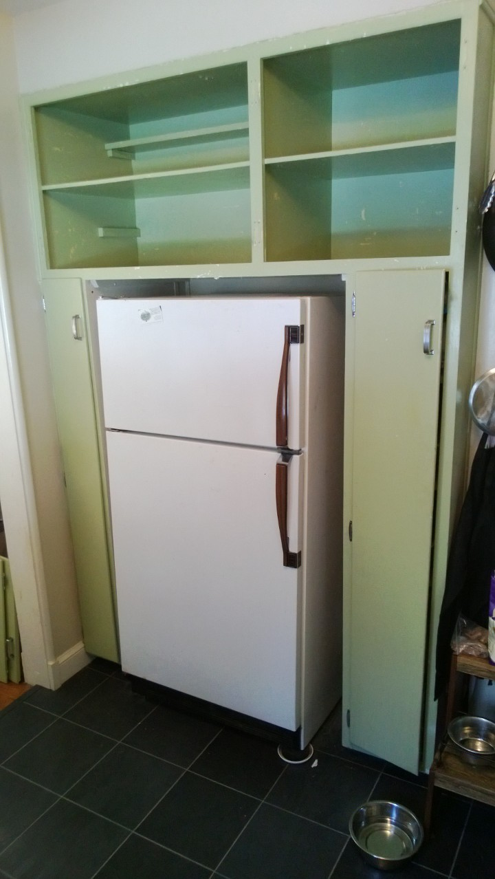 Magic Chef Fridge 44 One Door Stainless Steel Look Magic