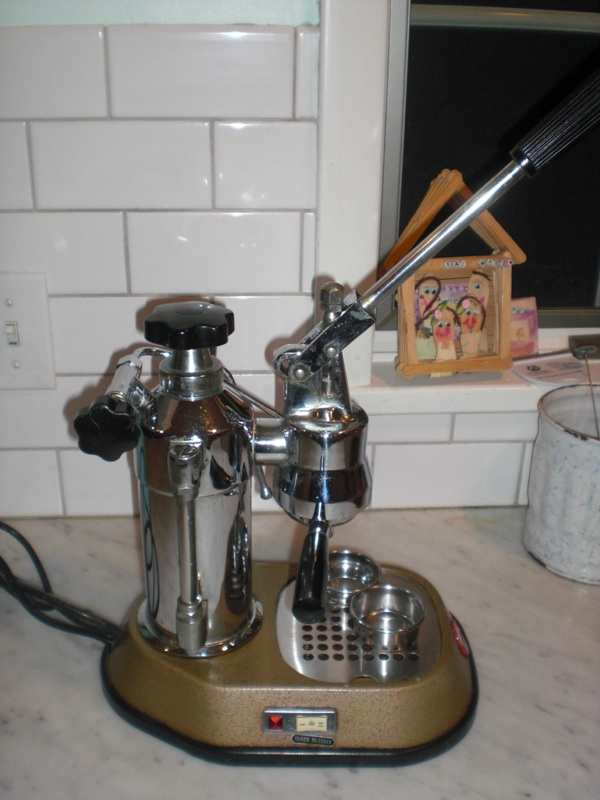 Old Fashion Lever : Restoration mike of all things
