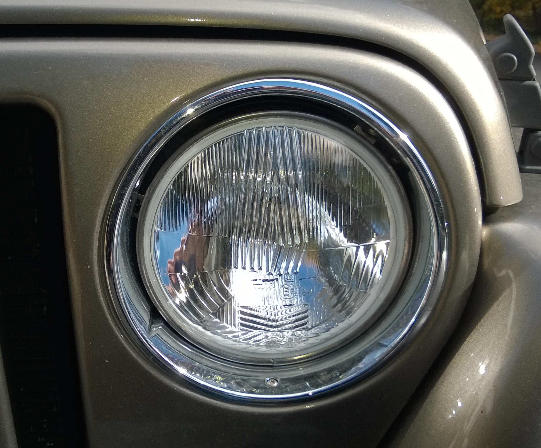 Headlight Rewire Jeep Wrangler Mike Of All Things